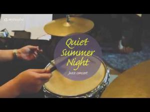 [현장스케치] Quiet Summer Night Jazz Concert
